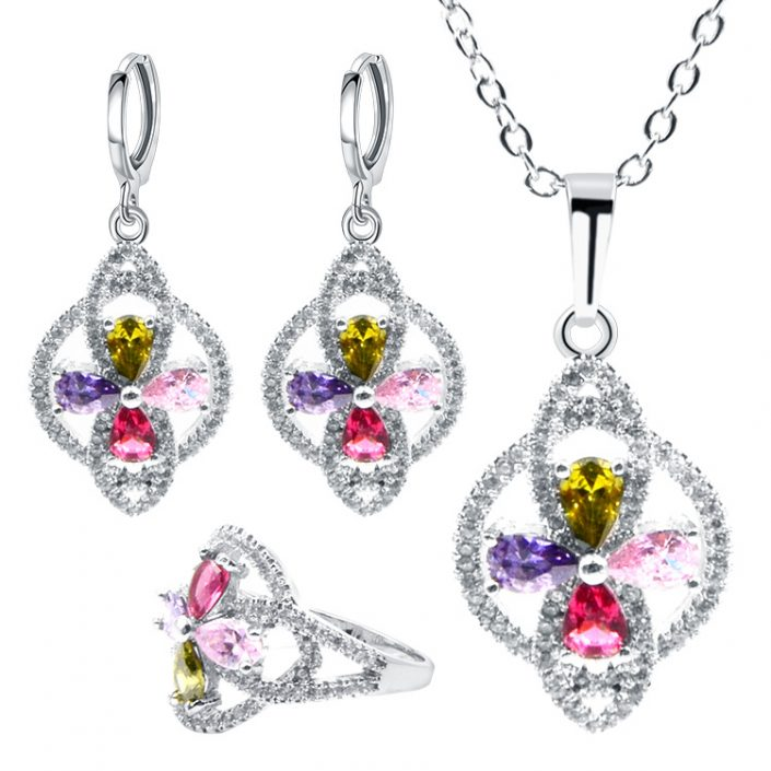 Bridal Rhinestone Jewelry