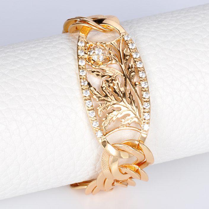 designer handmade fashion jewelry gold bracelets