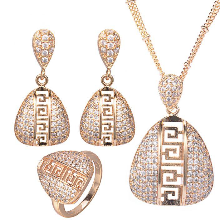 heavy jewelry